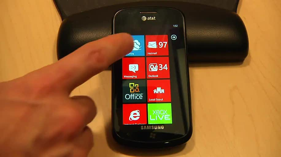 Microsoft, Smartphone, Betriebssystem, Windows Phone, Cloud, Windows Phone 7, Cloudsynchronisation, Cloud Drive, Windows Phone 7.5, Mango, Skydrive