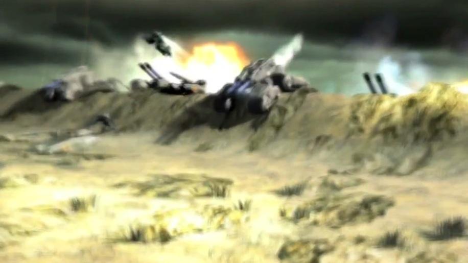 Trailer, Command & Conquer, Tiberium Alliances