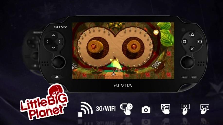 Trailer, LittleBigPlanet Vita