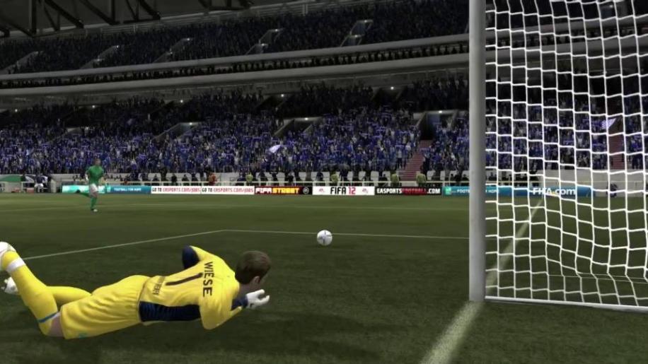 Trailer, FIFA 12