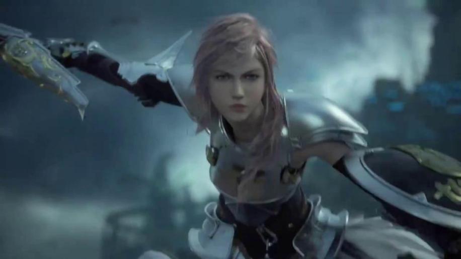 Trailer, Final Fantasy XIII-2