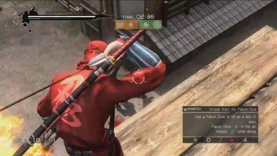 Trailer, Ninja Gaiden 3