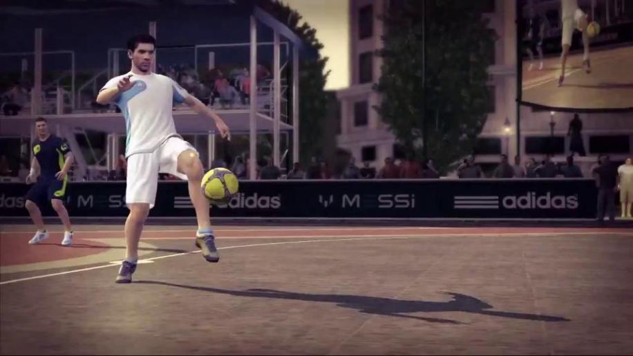 Trailer, FIFA Street 4