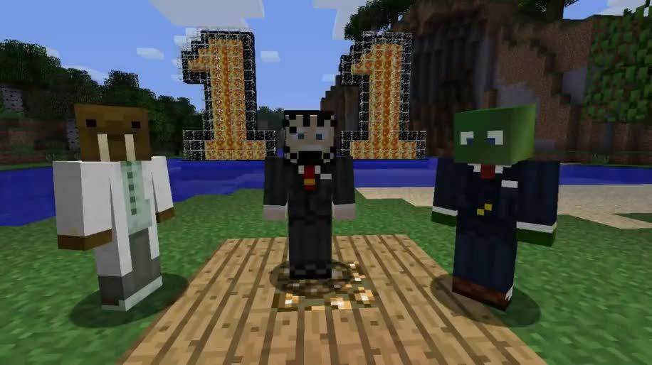 Minecraft, Minecraft 1.1