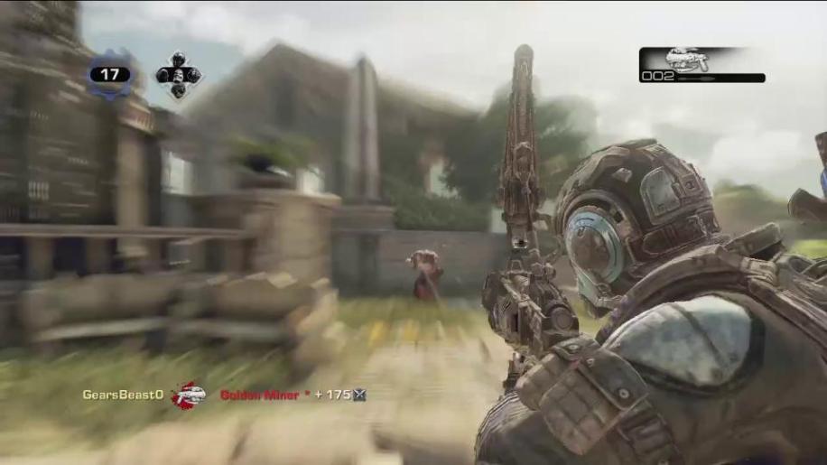 Trailer, Gears of War 3