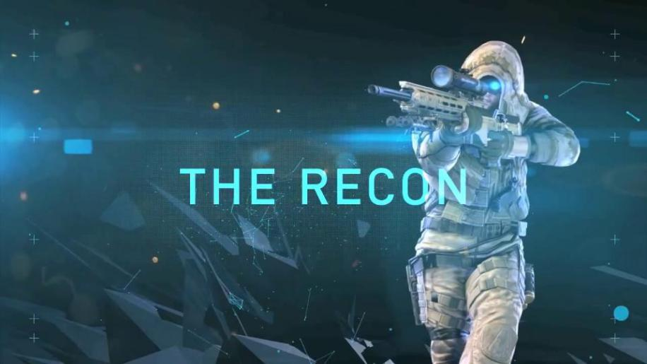 Trailer, Tom Clancy's Ghost Recon Online