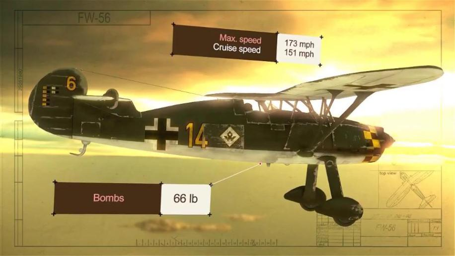 Trailer, World of Warplanes