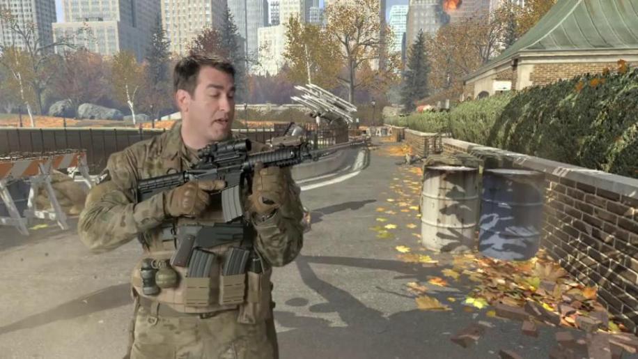 Trailer, Call of Duty Elite