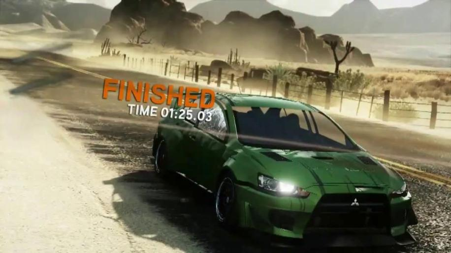Gameplay, Need for Speed, The Run