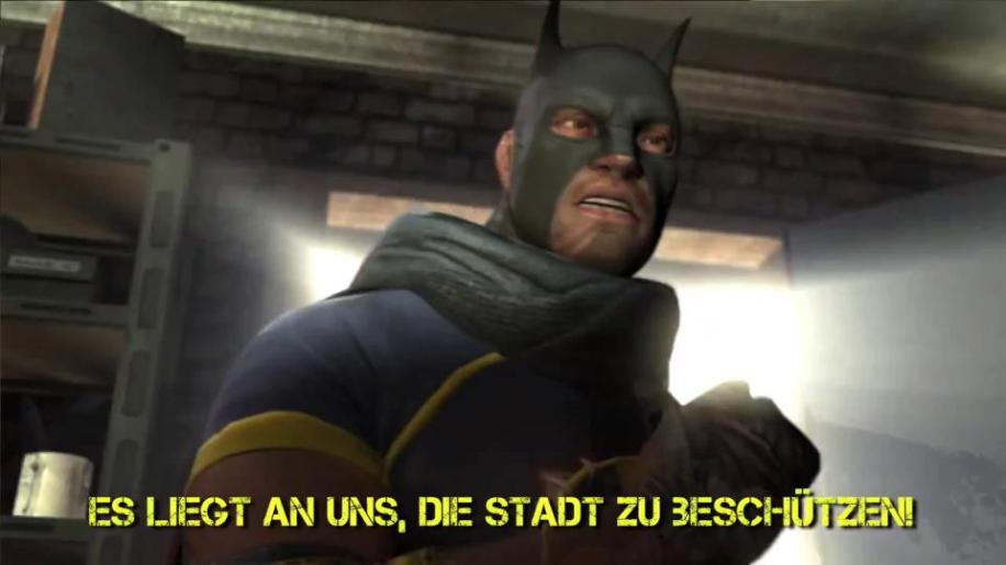 Trailer, Gotham City Impostors