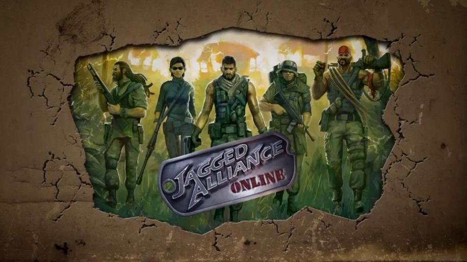 Trailer, Jagged Alliance Online