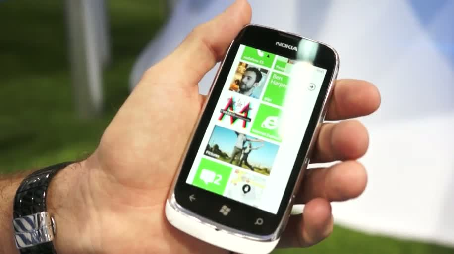 Windows Phone, Nokia, Lumia, Hands-On, Windows Phone 7.5, Nokia Lumia 610, Lumia 610