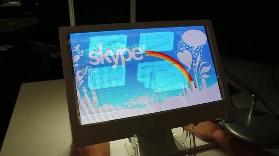 Microsoft, Desktop, Kinect, 3d, Bedienung