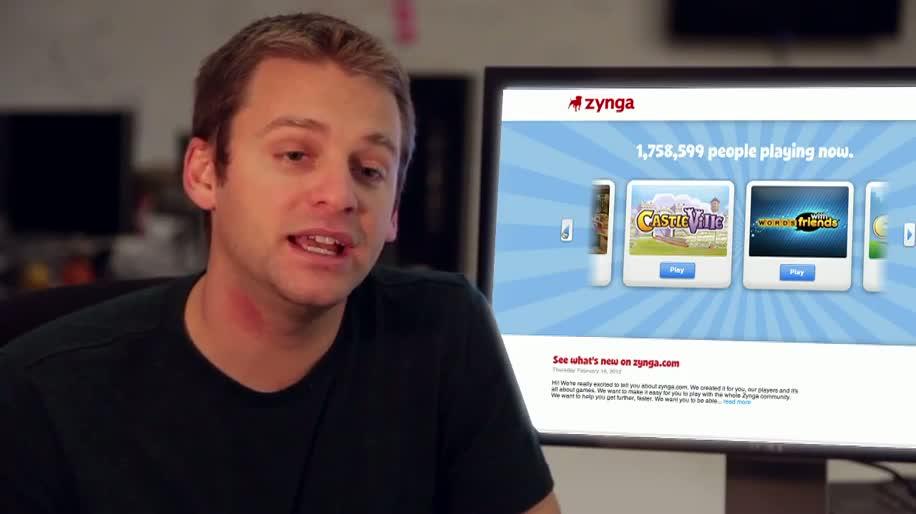 Facebook, Social Network, soziales Netzwerk, Zynga, Project Z