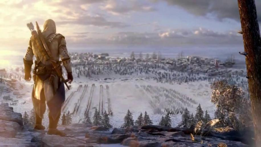 Trailer, Assassin's Creed 3