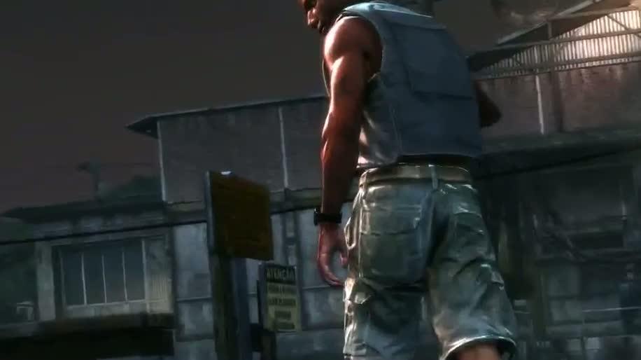 Max Payne 3, Max Payne
