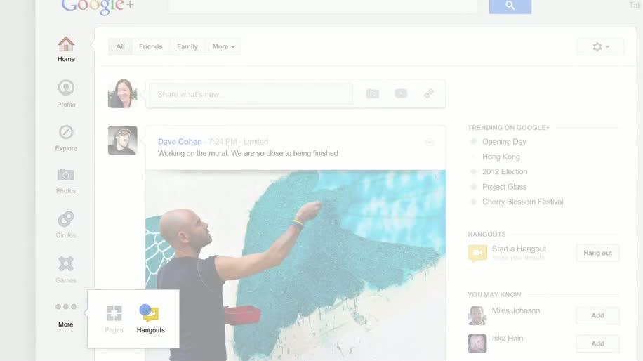 Google, Social Network, soziales Netzwerk, Google+