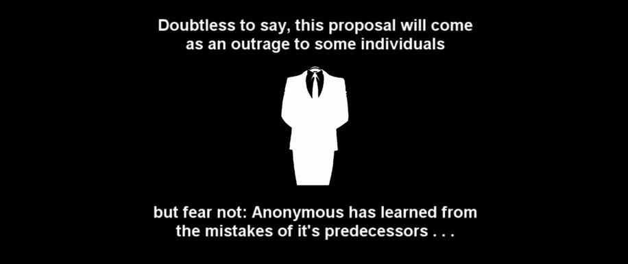 Anonymous, Anontune