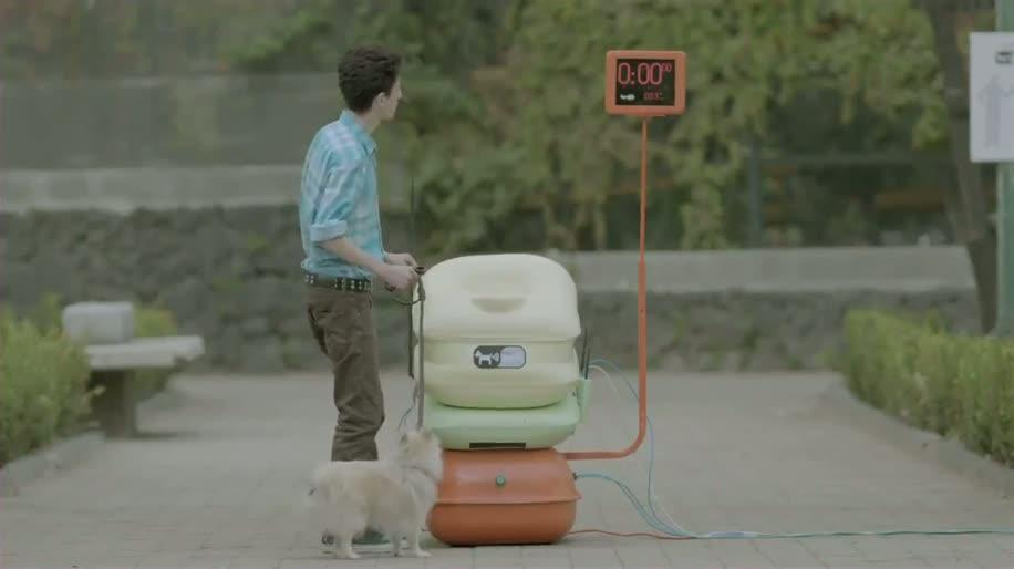Wlan, Gratis, Telefonica, WiFi, Hotspot, Mexiko, Hunde, Haufen, Poo WiFi, Terra, Poo