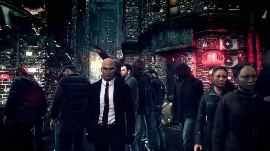Trailer, Gameplay, Hitman, Agent 47, Hitman: Absolution, Absolution
