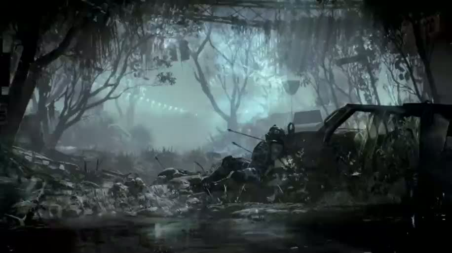 Trailer, Crytek, Crysis 3
