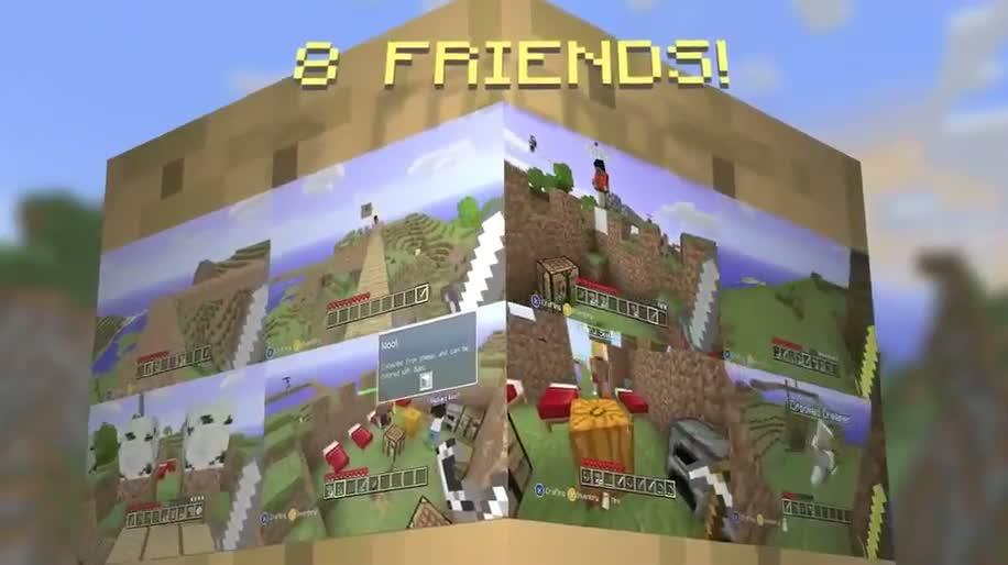 Konsole, Xbox, Xbox 360, Minecraft, mojang