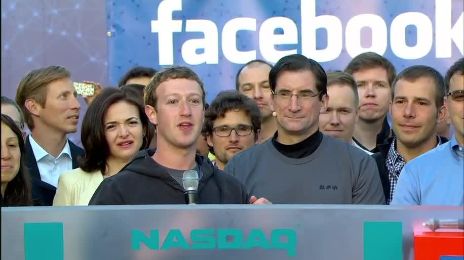 Facebook, Social Network, soziales Netzwerk, Mark Zuckerberg, Aktie, Börsengang, IPO