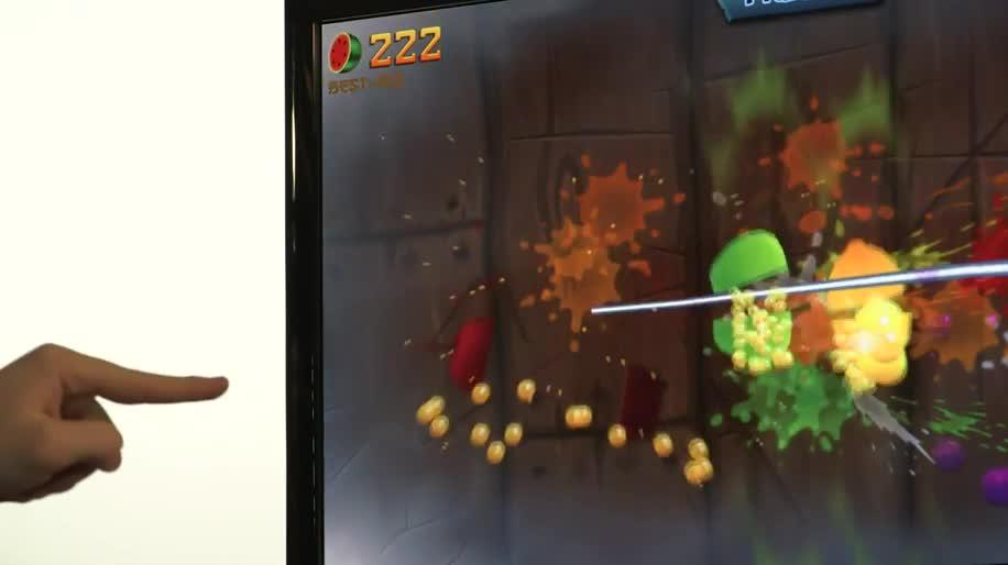 Kinect, Bewegungssteuerung, Bewegungserkennung, The Leap, Motion Sensing