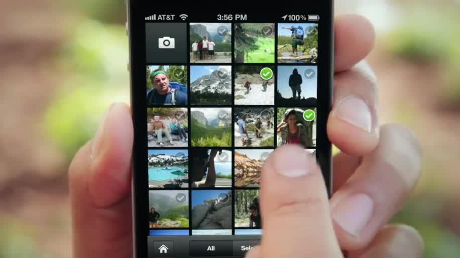 App, Facebook, iOS, Kamera, Instagram