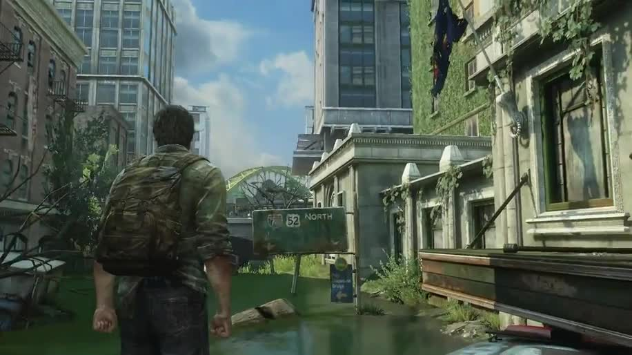 Trailer, Sony, E3, PlayStation 3, PS3, E3 2012, The Last of Us, Naughty Dog
