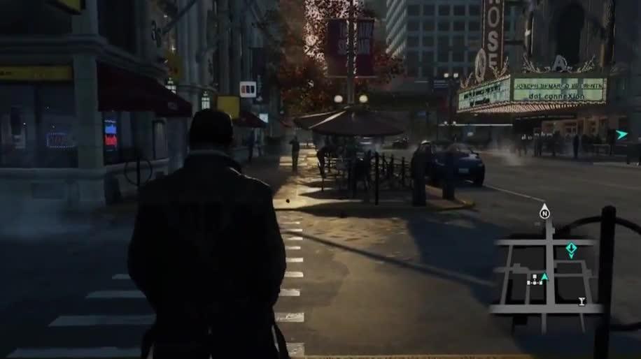 Trailer, E3, Ubisoft, E3 2012, Watch Dogs