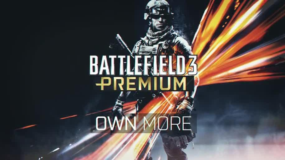 Electronic Arts, Ea, E3, Battlefield 3, E3 2012