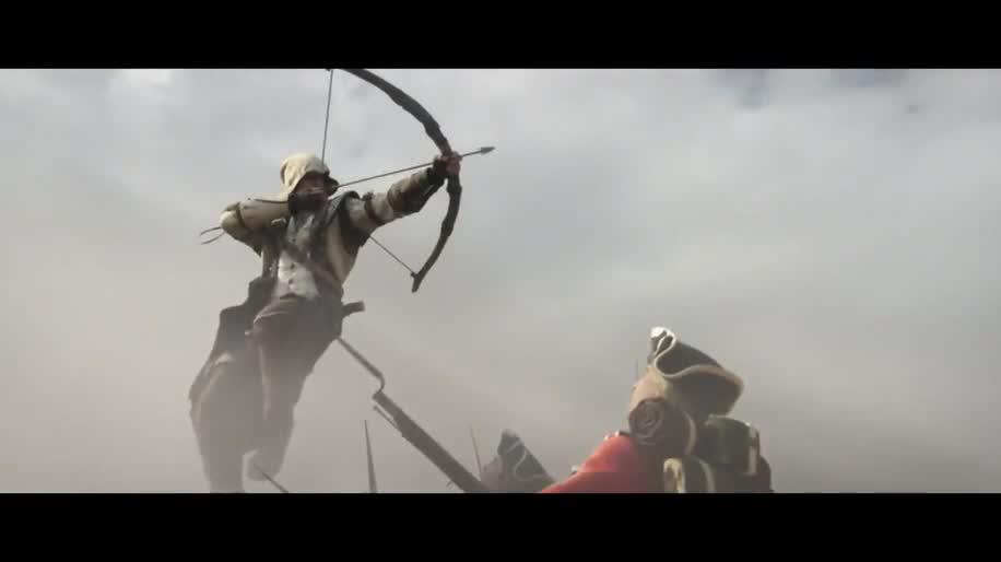 E3, Ubisoft, Assassin's Creed, E3 2012, Assassin's Creed 3