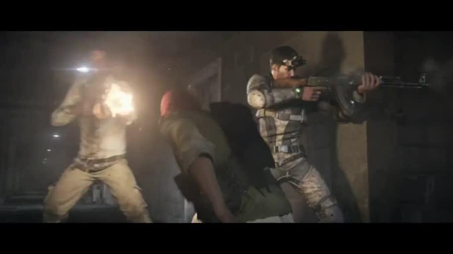 Trailer, E3, Ubisoft, E3 2012, Splinter Cell, Sam Fisher, Blacklist