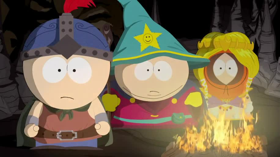Trailer, E3, E3 2012, Thq, South Park, Der Stab der Wahrheit, Obsidian Entertainment