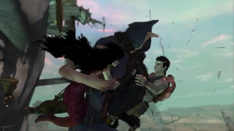 Trailer, E3, E3 2012, Atlus, Zeno Clash II, Team Ace