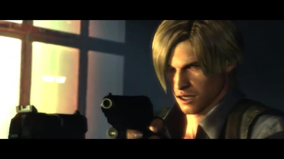 Trailer, E3, Capcom, Resident Evil, E3 2012, Resident Evil 6