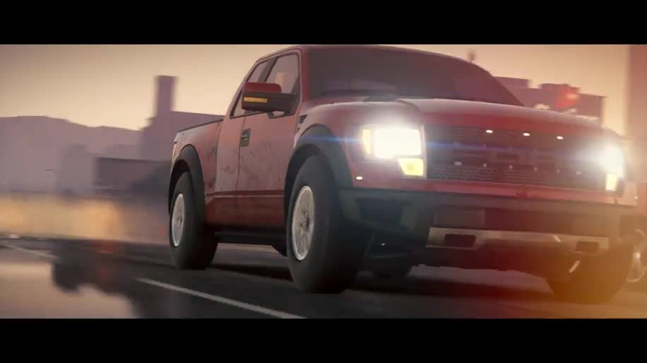 Trailer, Electronic Arts, Ea, E3, Need for Speed, E3 2012, Criterion Games, Need for Speed: Most Wanted, Most Wanted