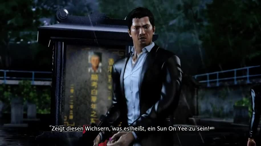 Trailer, E3, Square Enix, E3 2012, Sleeping Dogs