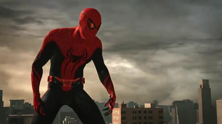 Trailer, E3, Activision, E3 2012, Spider-Man, The Amazing Spider-Man, Spiderman