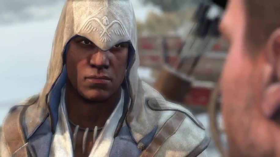 E3, Ubisoft, Gameplay, Assassin's Creed, E3 2012, Assassin's Creed 3