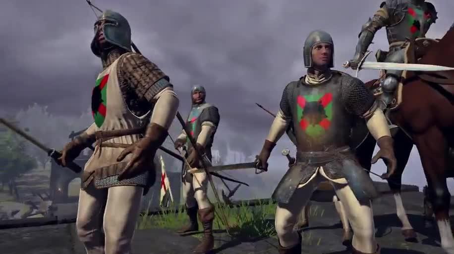Trailer, E3, E3 2012, paradox, War of the Roses, Fatshark, Death Before Dishonor