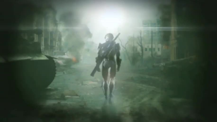 E3, Konami, E3 2012, Metal Gear Rising: Revengeance, Metal Gear Rising