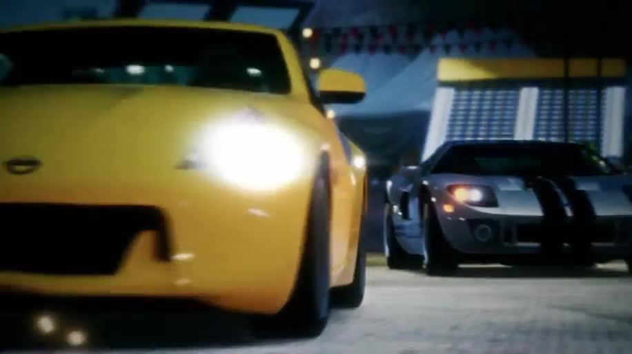 Microsoft, Trailer, Xbox 360, E3, E3 2012, Forza, Forza Motorsport, Forza Horizon