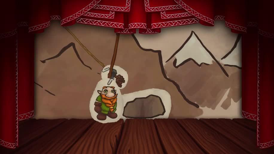 Trailer, E3, E3 2012, paradox, A Game of Dwarves