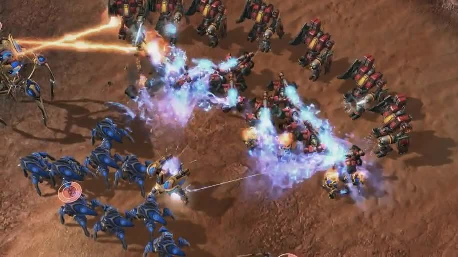 Trailer, Blizzard, Starcraft, Starcraft 2, StarCraft II, Heart of the Swarm
