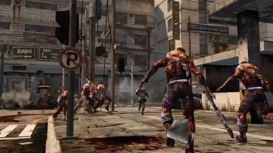 Trailer, E3, E3 2012, Hounds, CJ Global Gaming