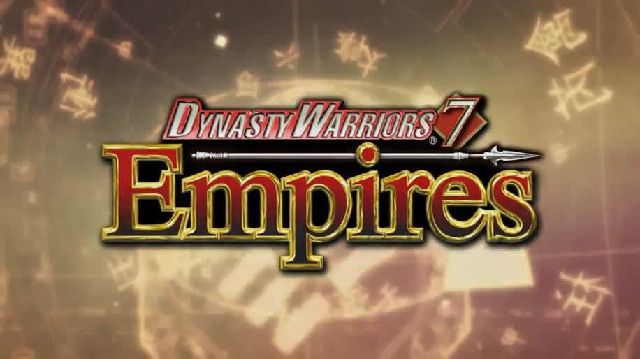 Trailer, E3, PS3, E3 2012, Tecmo Koei, Dynasty Warriors, Dynasty Warriors 7: Empires, Dynasty Warriors 7, Empires