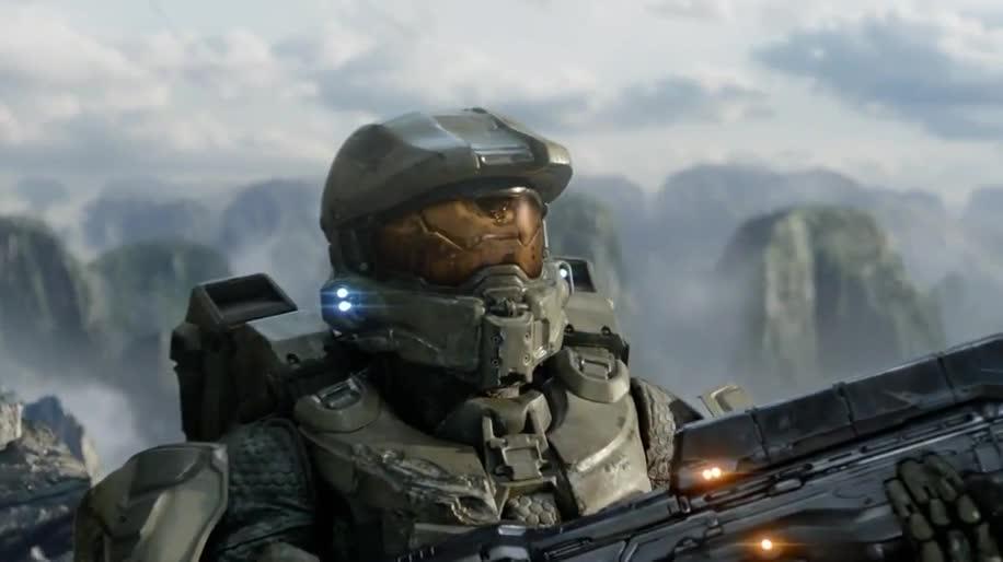 Microsoft, Trailer, Xbox 360, Halo, 343 Industries, Halo 4