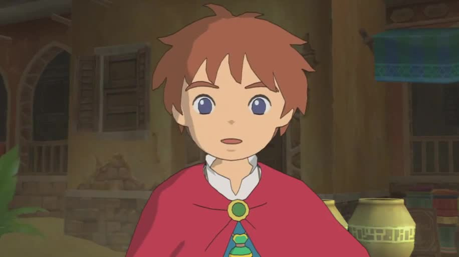 Trailer, E3, PlayStation 3, PS3, Namco Bandai, E3 2012, Ni no Kuni, Wrath of the White Witch